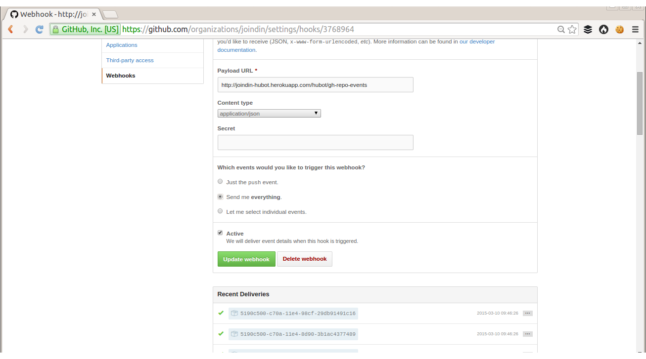 Test Incoming Webhooks Locally with Ngrok | LornaJane